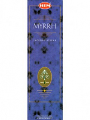Мирра, благовония НЕМ, Frank incense-Myrrh