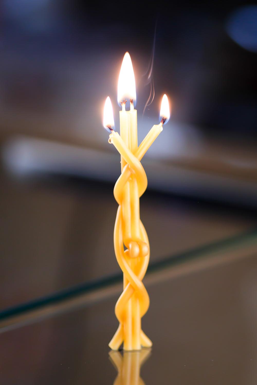 приворот девушки церковные свечи переплести